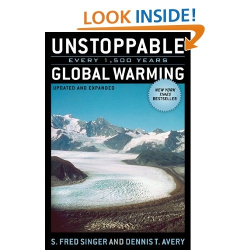 Unstoppable Global Warming: Every 1