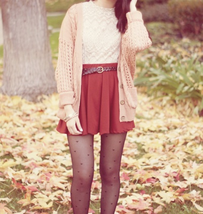 welcome back fall! For you girly girls <3