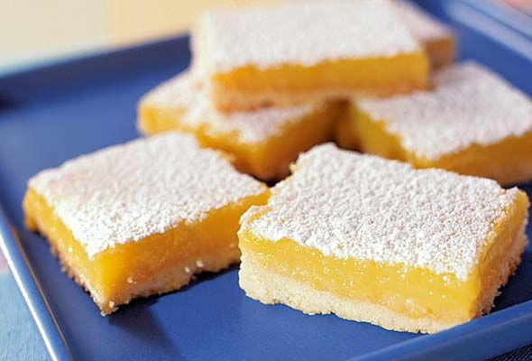 Lemon Bars from Leite's Culinaria- this is the lemon bar recipe that I ...
