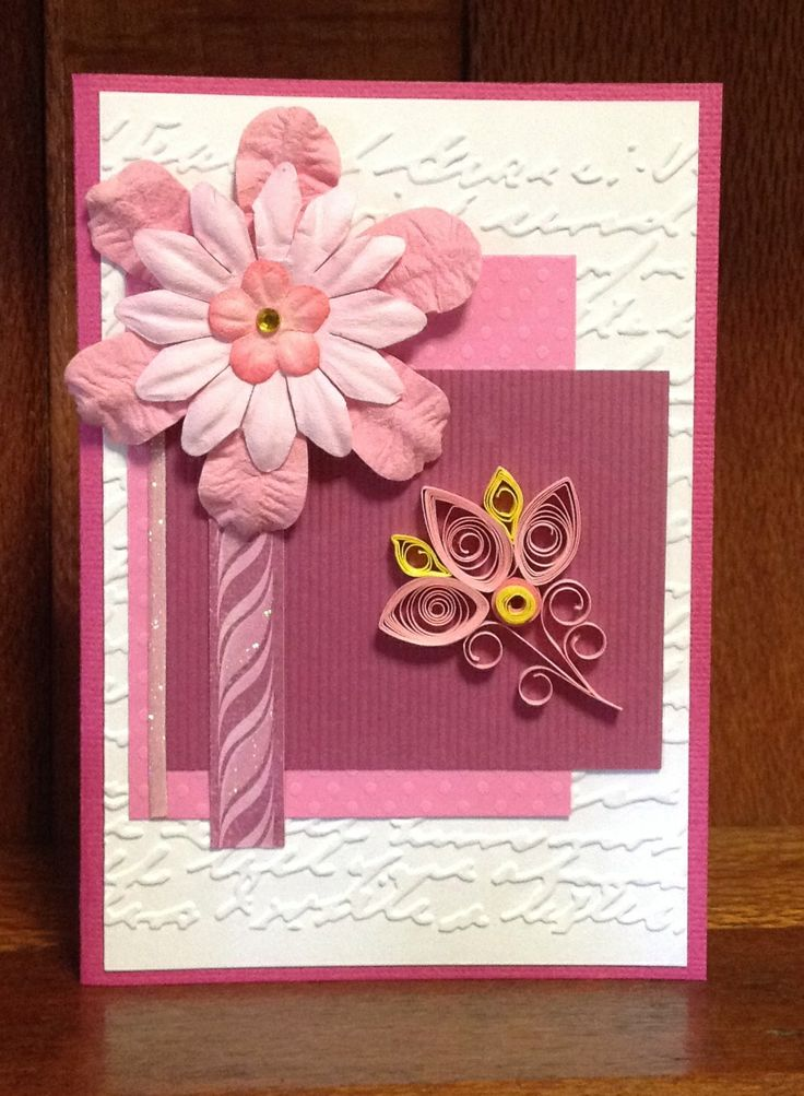 quilling cards for valentine's day