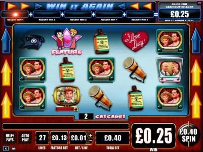 free online i love lucy slot machine