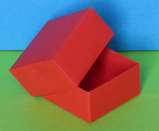 Origami boite origami pinterest - Boite cadeau origami facile ...