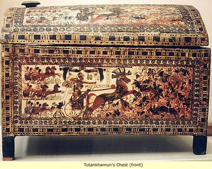 Baños Egipcios Antiguos ~ Dikidu.com