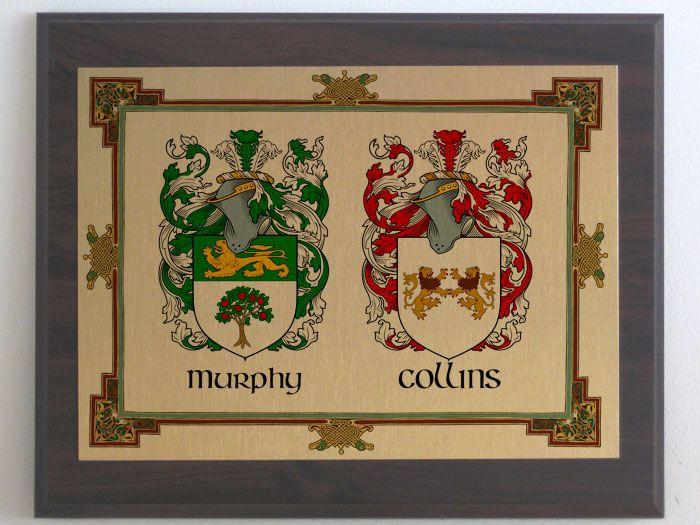 Wedding Gift Baskets Ireland : Irish Made, Family Crest Wedding Gifts Wedding Directory Pro ...