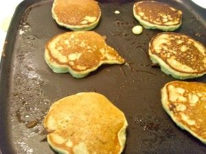 Mini zucchini bread pancakes | Breakfast | Pinterest