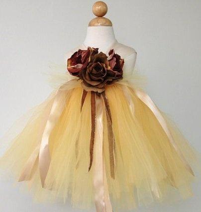 Cute Flower Girl Dress For Fall Wedding Wedding Ideas Pinterest