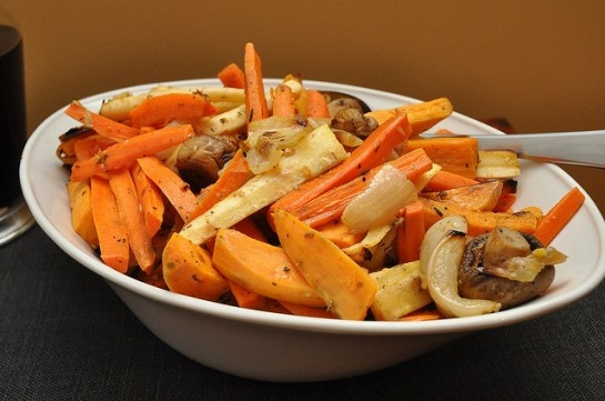 Nothing Says Fall Like Root Vegetables | Food We Love | Pinterest
