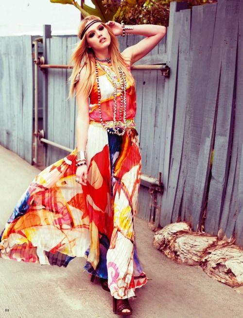 27 Hippy Style Tumblr Fashion Pinterest