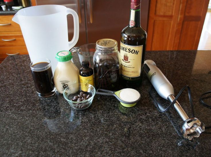 DIY Bailey's Irish Cream. Uses all REAL, WHOLE ingredients. No ...