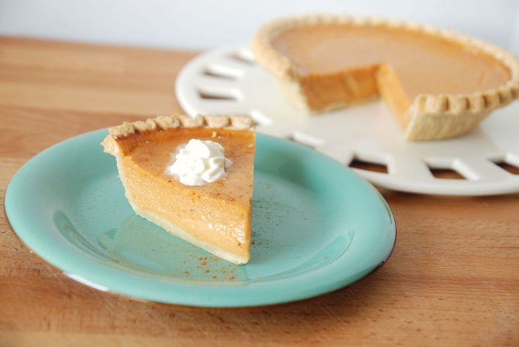 The Novice Chef » Sweet Potato Buttermilk Pie