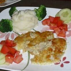 Cheese, Broiled Grouper Parmesan, Fresh Grouper Is My Absolute ...