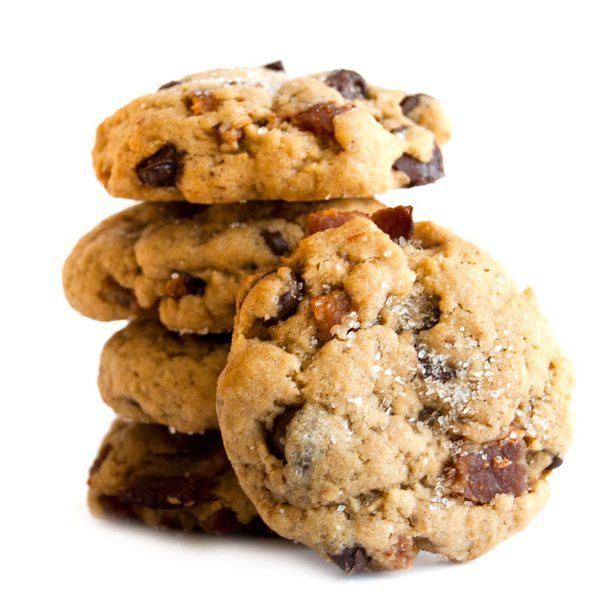 Bacon Chocolate Chip Cookies .....