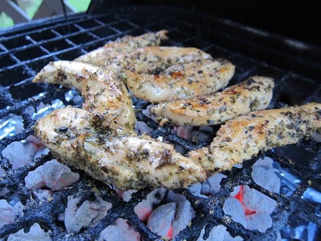 Grilled Lemon-Oregano Chicken Drumsticks Recipes — Dishmaps
