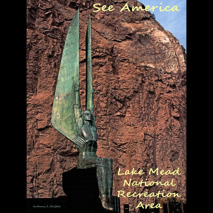 Lake Mead National Recreation Area by Anthony Chiffolo  #SeeAmerica