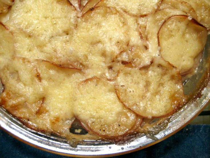 Potato Gratin | Food - Side Dishes | Pinterest