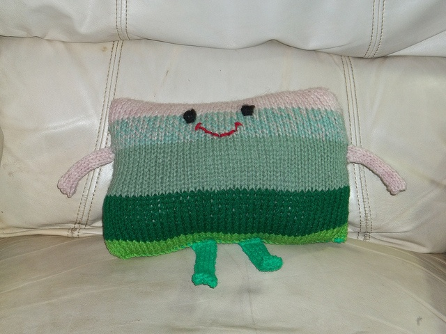 Recovery Buddy Marvin by Julia ONeill, via Flickr