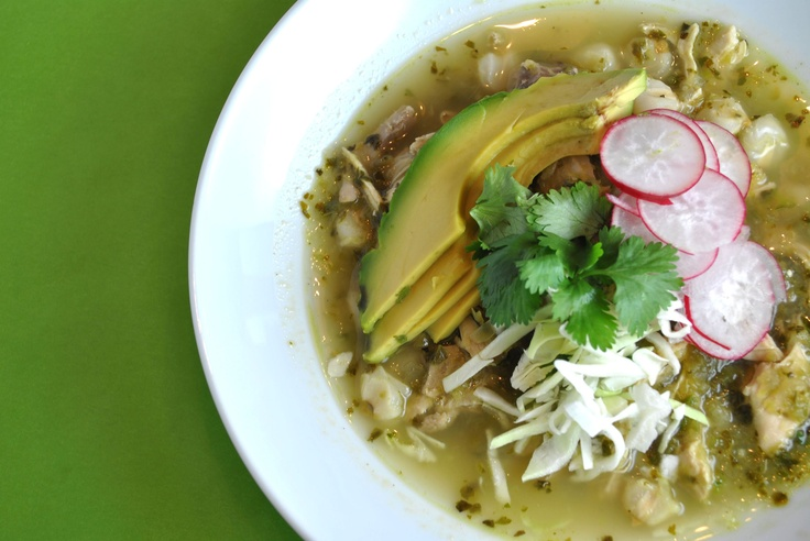 Chicken Pozole | Taste of home | Pinterest