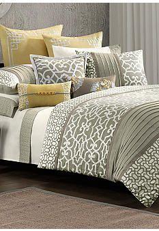 Natori fretwork bedding collection belk com belk bedding