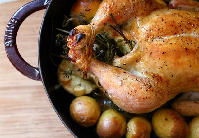 My Favorite Simple Roast Chicken Recipes — Dishmaps