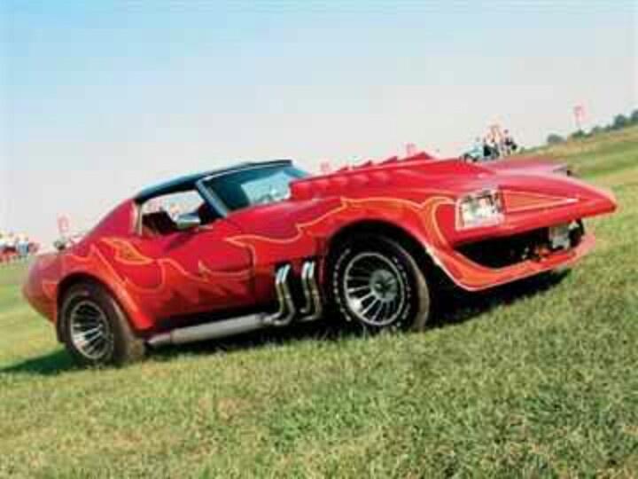 Corvette Summer  i remember that movie lol i wanted that vette baad Corvette Summer Van