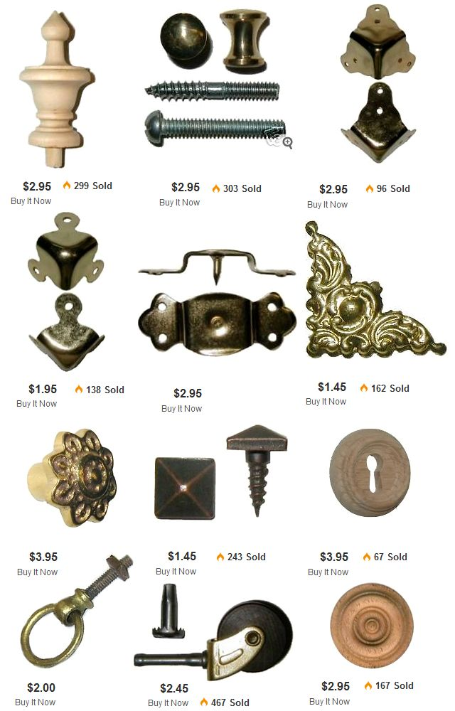 Furniture Components Kitchen Cabinet Components