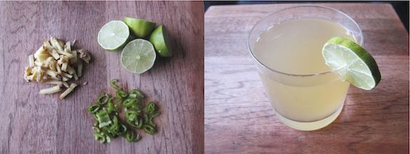 Hot & Spicy Toddy Recipe courtesy of http://thehealthydrinker.com/
