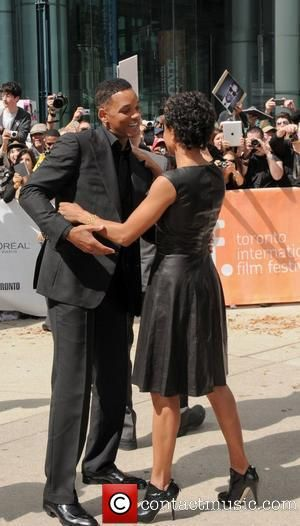 Earth movie premiere - See best of PHOTOS of the AFTER EARTH 2013