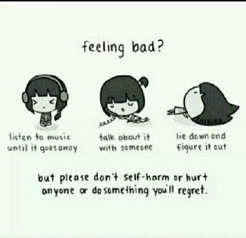 feelings Feeling Bad For