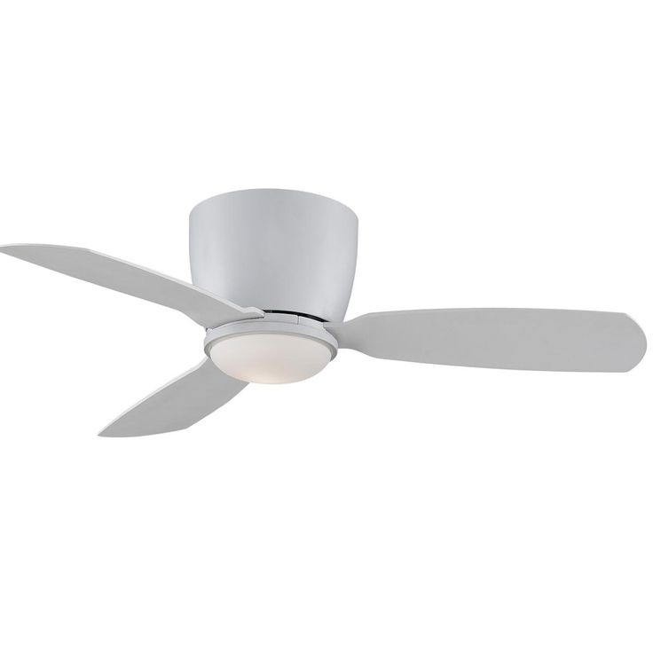 Propeller ceiling fan available in 3 colors brushed nickel oil rubb - Propeller ceiling fans ...