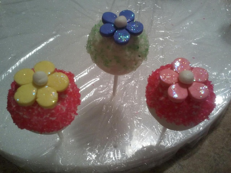 Kiss My Cake Pops by Kathleen