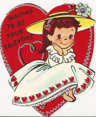 valentine's day card ebay