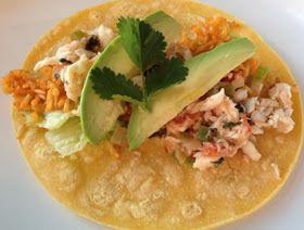 Our Flexitarian Table: Cilantro Lime Tilapia Tacos
