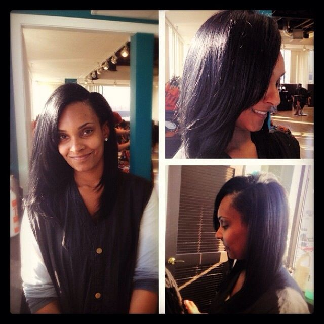 Full Sew Ins with No Leave Out