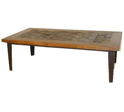 Coffee table for Table 6 5 upc