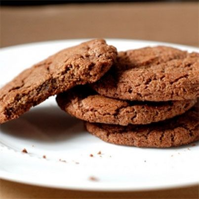 Mexican Hot Chocolate Cookies | Gluten free recipies | Pinterest