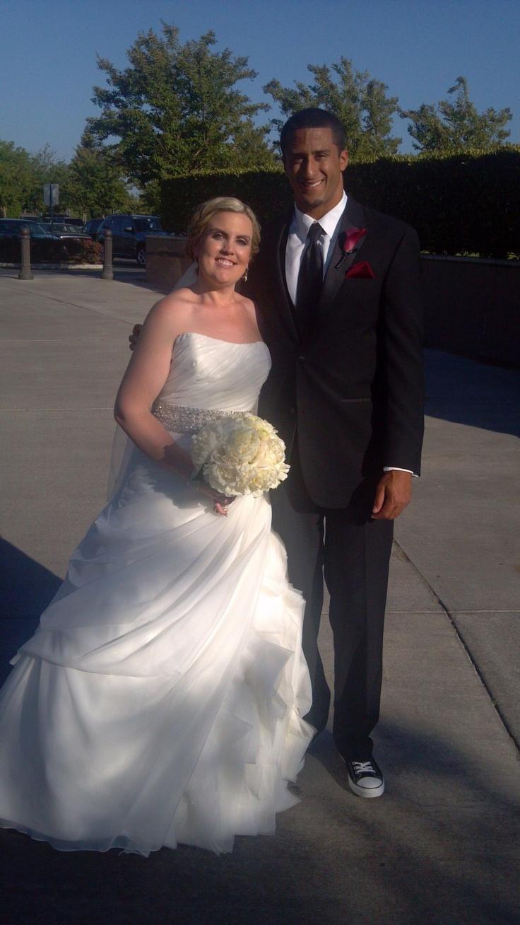 Tracy frick wedding