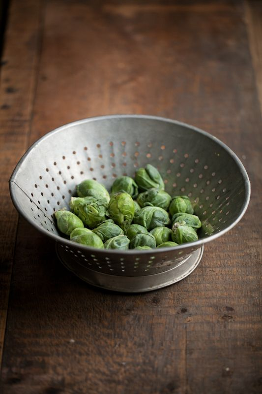 | Shaved Brussels Sprouts and Soba Noodles with Ginger-Honey Sauce ...