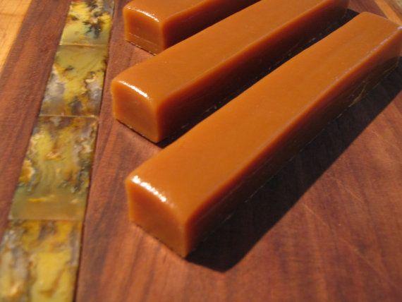 Homemade Spiced Rum Caramel Candy Bars... yummy... | Sbar | Pinterest
