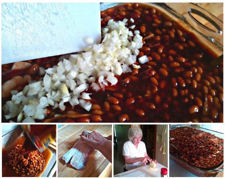 All Kinds of Yumm: Grandma Boomer's Baked Beans