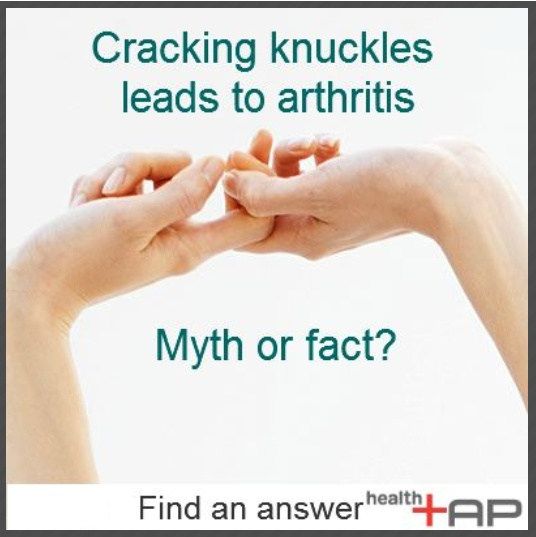 Fetal Effects Of Cracking Knuckles Problem