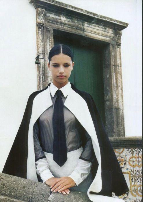 Young Adriana Lima | Adriana Lima | Pinterest