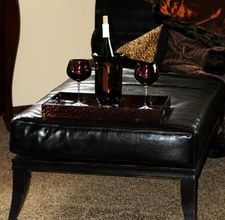 How to reupholster a chaise lounge chair