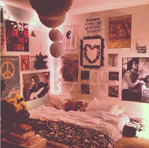 Indie Bedrooms Indie Bedroom Pinterest Indie
