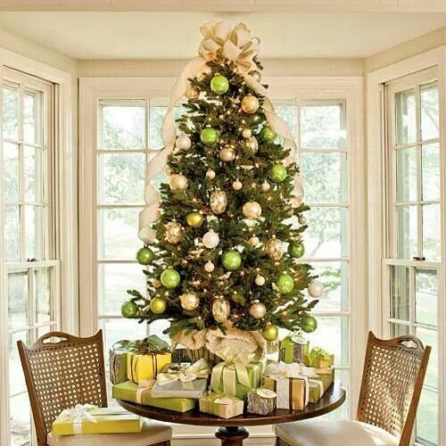 Tabletop tree southern living christmas pinterest Southern home decor on pinterest