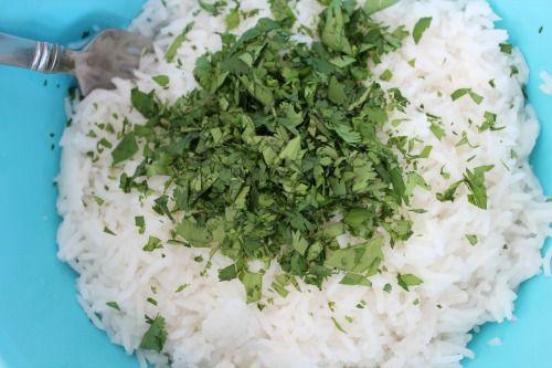 Copycat Chipotle Cilantro Lime Rice - Saving Dollars & Sense ...