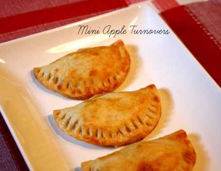 Turnovers 2 | Recipes I'd Love to Try | Pinterest