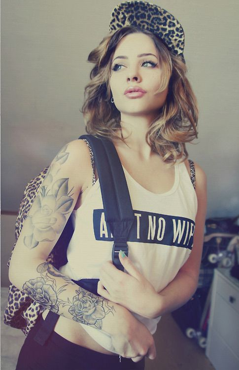 ♡ Pretty Girl Swag Aye!