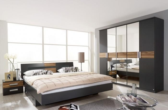 BELLISSA komplettes Schlafzimmer #bett #kleiderschrank #moebel