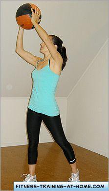oblique exercises with a medicine ballOblique Exercises With Medicine Ball