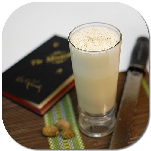 rum milk punch | Recipies to Try | Pinterest